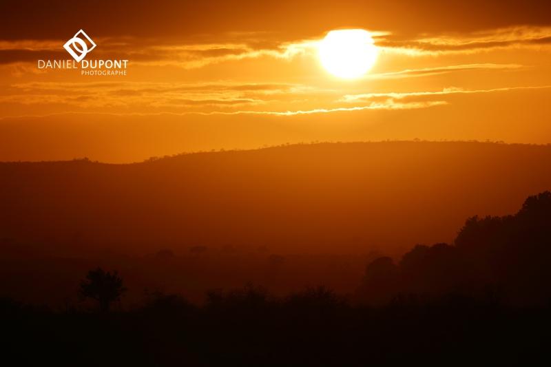 Lever de soleil ©