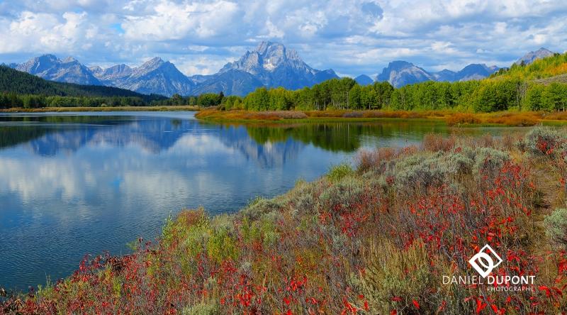 Parc national de Grand Teton ©