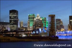 Photographier Montréal la nuit