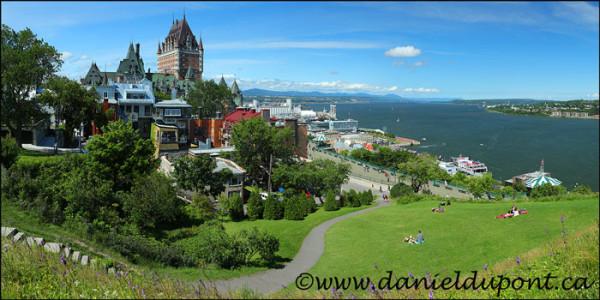 Photographier Québec