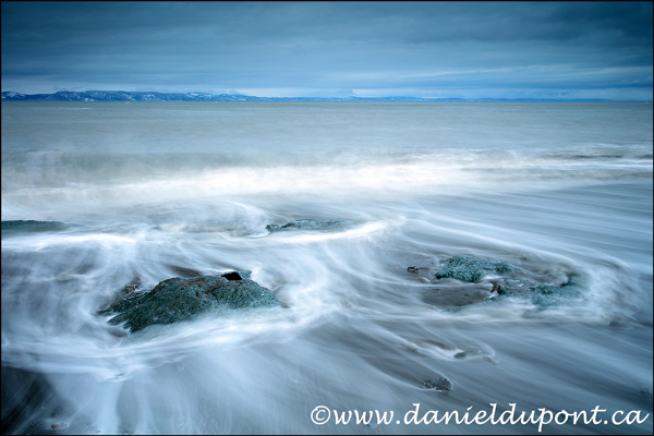Rapport de l'atelier : Photographier l'hiver au Bas-Saint-Laurent