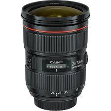 Canon 24-70mm f/2,8 II IS USM usagé