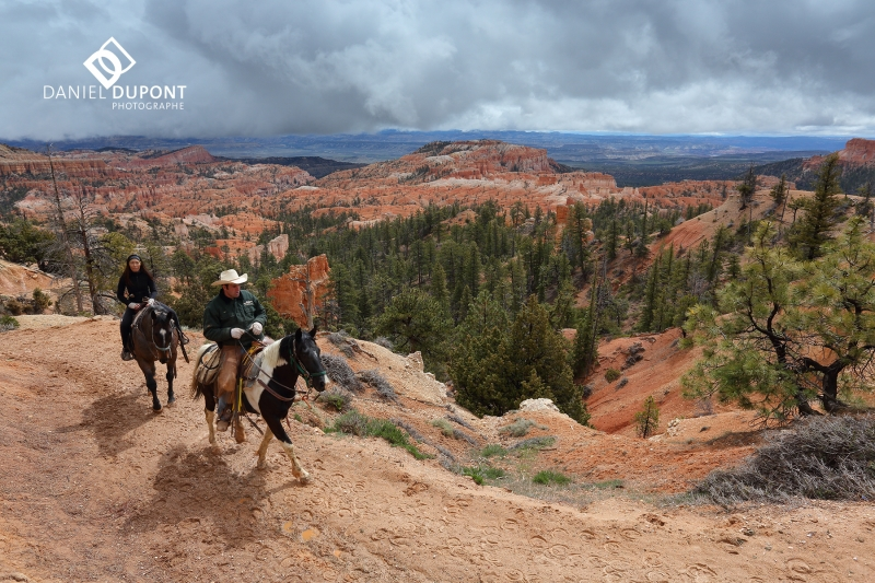 Parc national de Bryce Canyon  ©