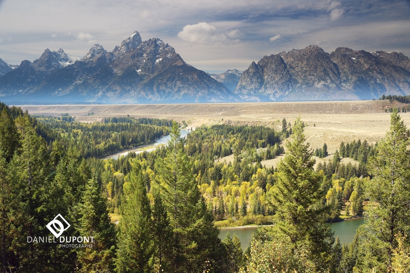 Parc national de Grand Teton ©